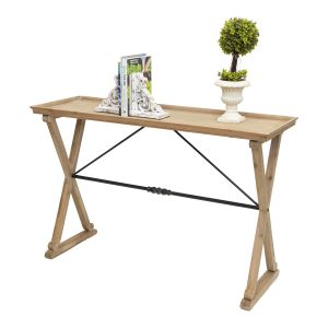 Industro Country Console Table 122x40x78cm